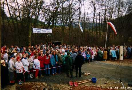 release of the way to hanstein castle